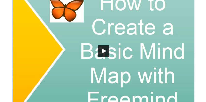 How To Create a Basic Mind Map in Freemind