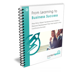 Learning Business Success 3d
