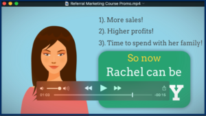 The Referral Marketing Machine - Bonus Video 1