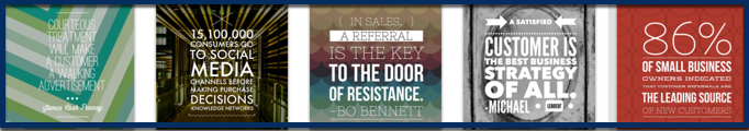 The Referral Marketing Machine - Bonus Quote Images