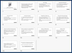 The Referral Marketing Machine - Opt In Slideshow