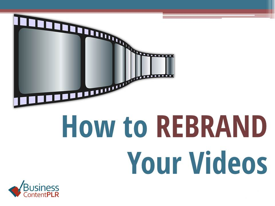 How to ReBrand Videos with Intros and Outros