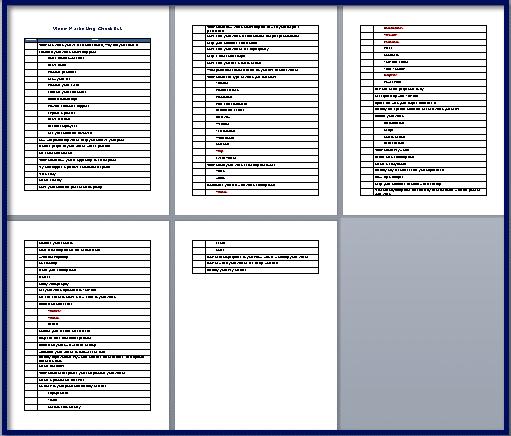 Video Marketing Essentials - Checklist