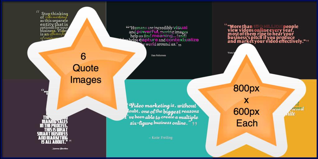 Video Marketing Essentials - Quote Images