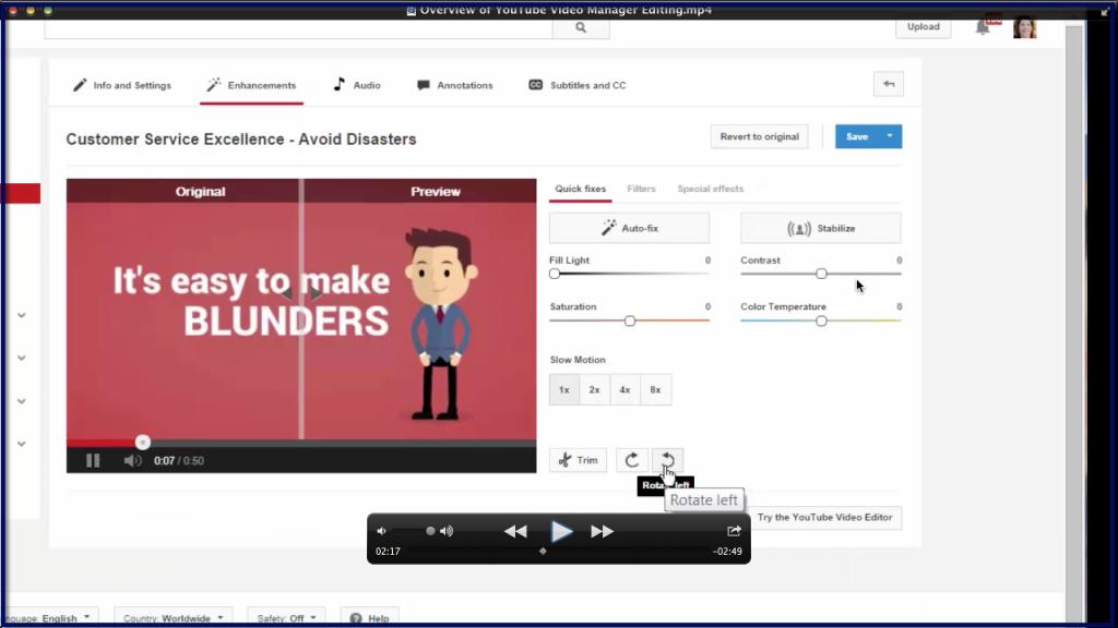 Video Marketing Essentials - Tutorial Video