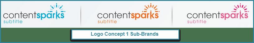 Logo Concept 1 Sub-Brands