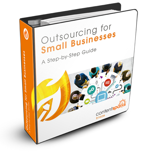 Outsourcing Small Business 3d