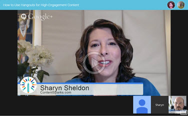 Tips for Using Hangouts on Air for High-Engagement Content – Webinar Replay