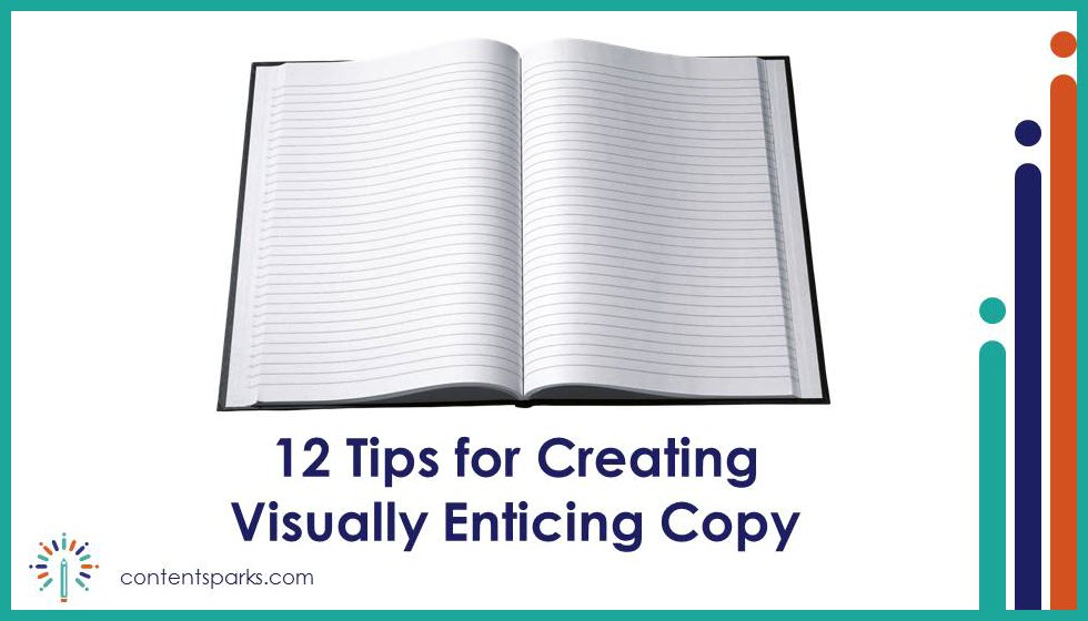 12 Tips for Creating Visually Enticing Content