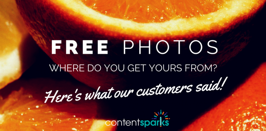 Our Favorite Sources for FREE Royalty-Free Images