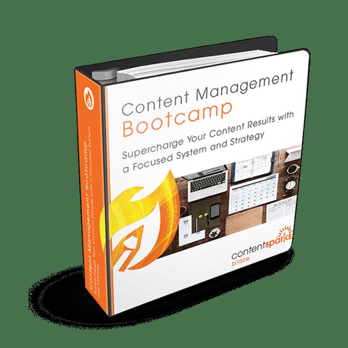 Content Management Bootcamp