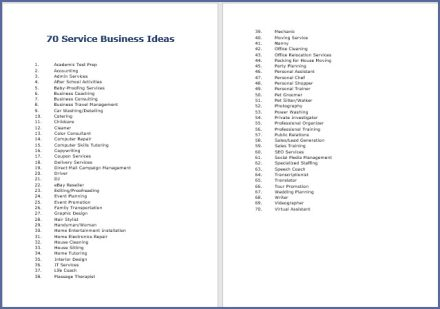 ServiceBusiness_Ideas