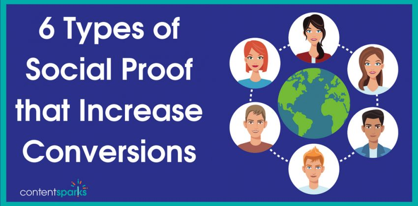 6 Types of Social Proof That Increase Conversions
