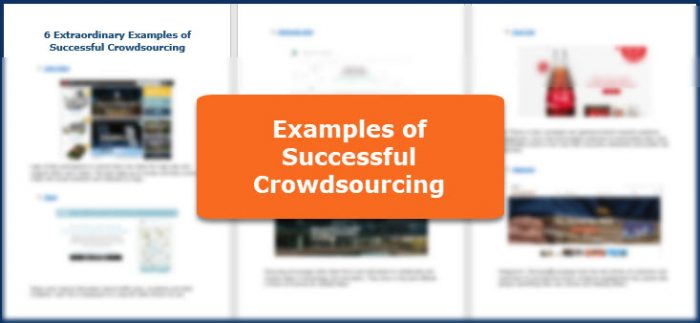 Crowdsourcing Essentials - Examples