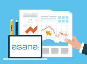 favorite project management tool - asana