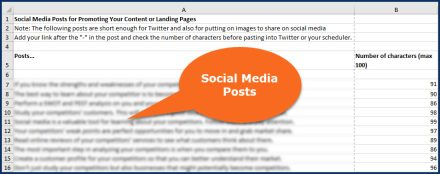 How To Research Your Competition Social Media Posts