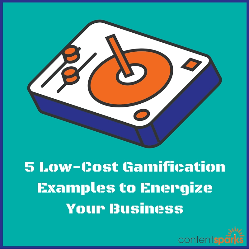 Low Cost Gamification Examples