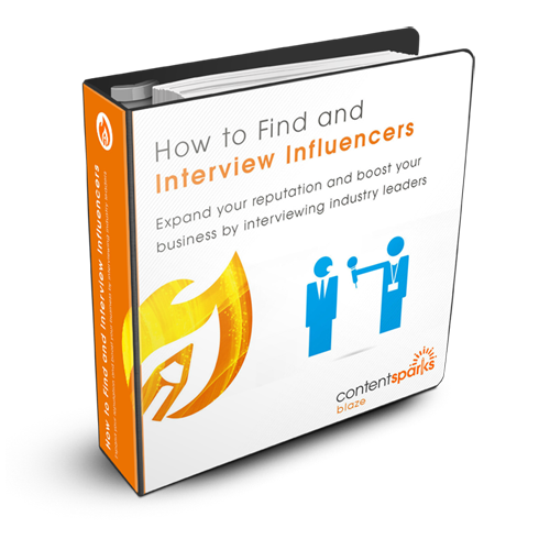 How to Find and Interview Influencers