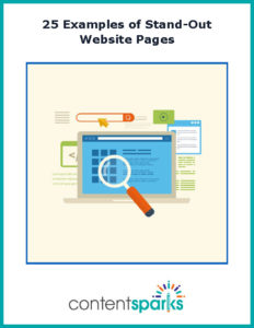 Examples of Great Website Pages