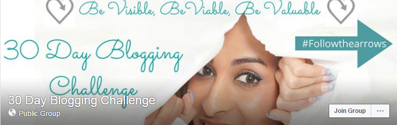 30 Day Blogging Challenge