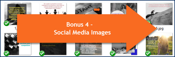 How to Run a Champion Customer Challenge - Bonus Social Media Images