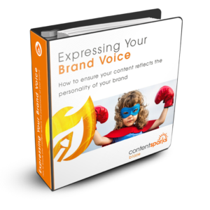 Expressing Your Brand Voice