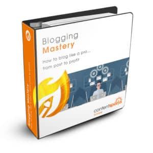 Blogging Mastery