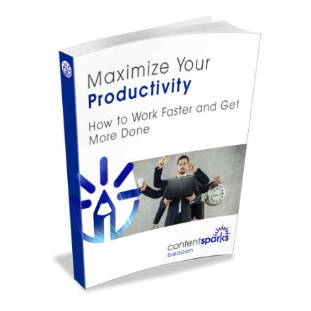 Maximize Your Productivity