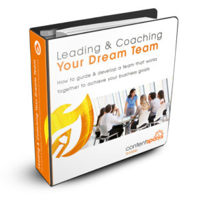 Leading and Coaching Your Team