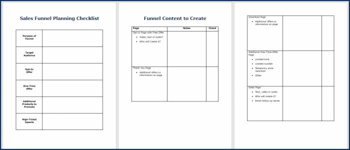 SalesFunnel_Checklist