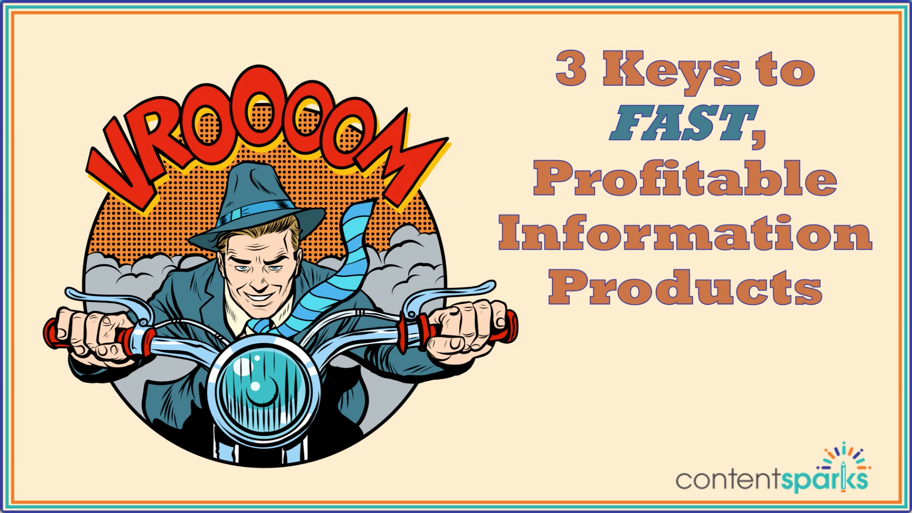 3 keys fast infoproducts