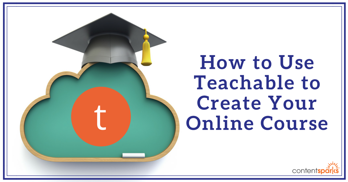 How to Use Teachable to Create Your Online Course