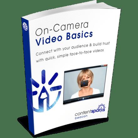 on camera video basics