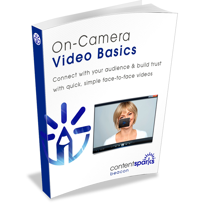 on camera video basics