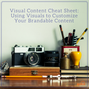 visual content cheat sheet