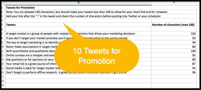 Target Marketing Fundamentals