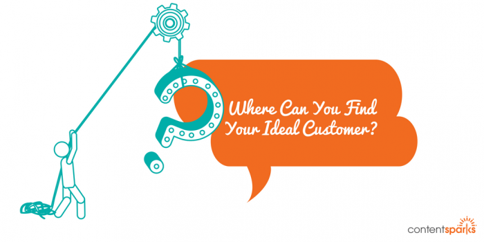 find and interact with your ideal customer