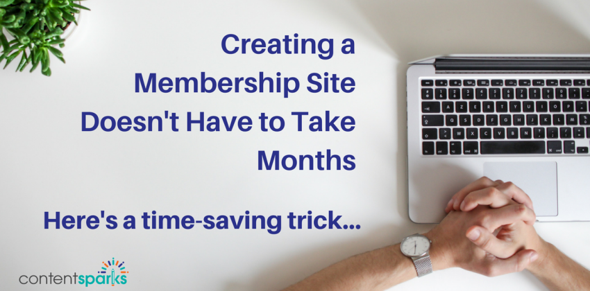 How to Create a Membership Site Using Done-for-You (PLR) Content