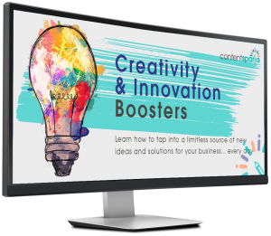 creativity and innovation boost