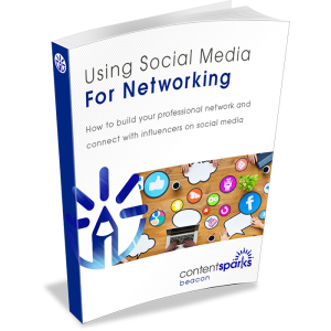 Using social media for networking