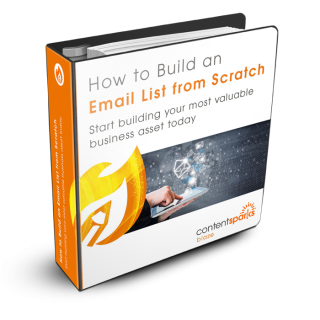 Start an Email List from Scratch