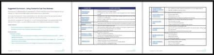 EmailList Curriculum