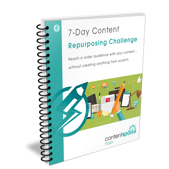 7 Day Content Repurposing Challenge