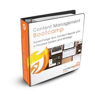 Content Management Bootcamp