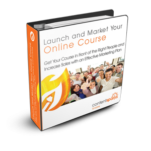 Launch and Market Online Course