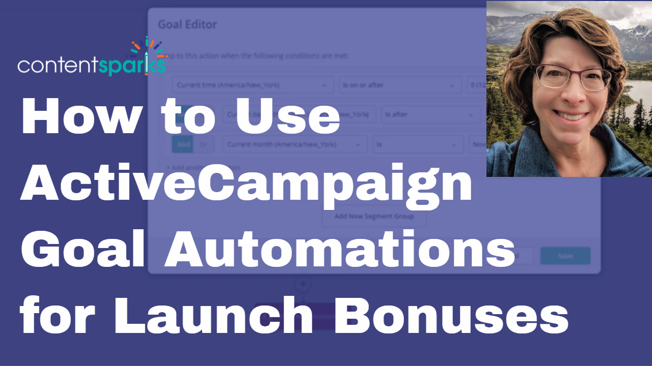 How to Use ActiveCampaign Goal Automations for Product