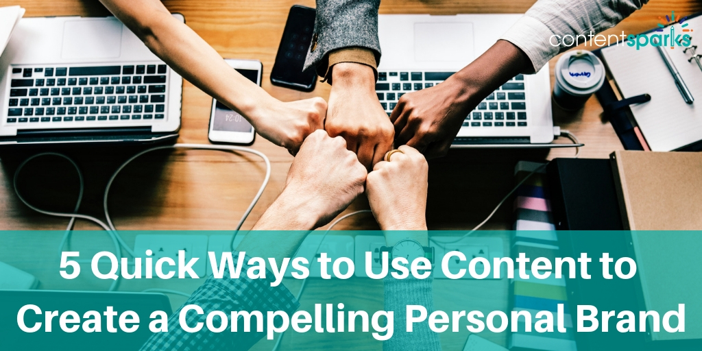 Content to Create a Compelling Personal Brand featured image