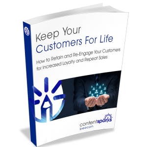 Keep Your Customers for Life - beacon package