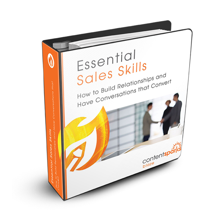 Essential Sales Skills course - Includes tips for sales conversations that convert