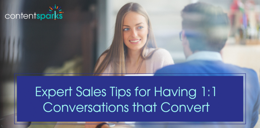 top expert sales tips for conversations that convert